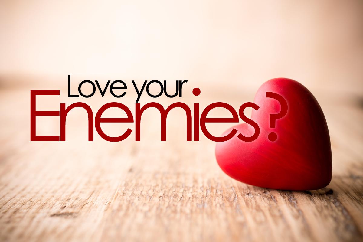 Love Your Enemies: First Pres Joliet