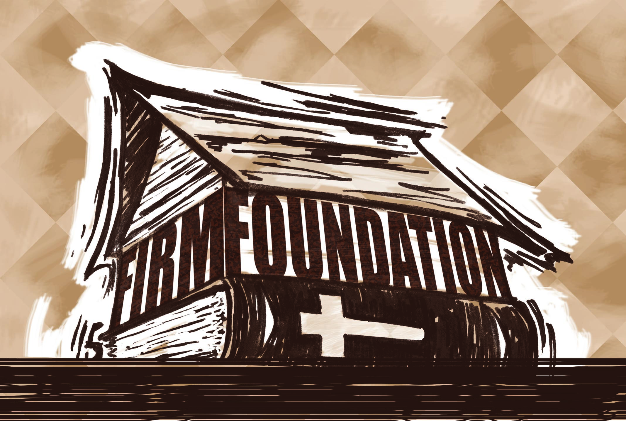 A firm foundation… – First Pres Joliet